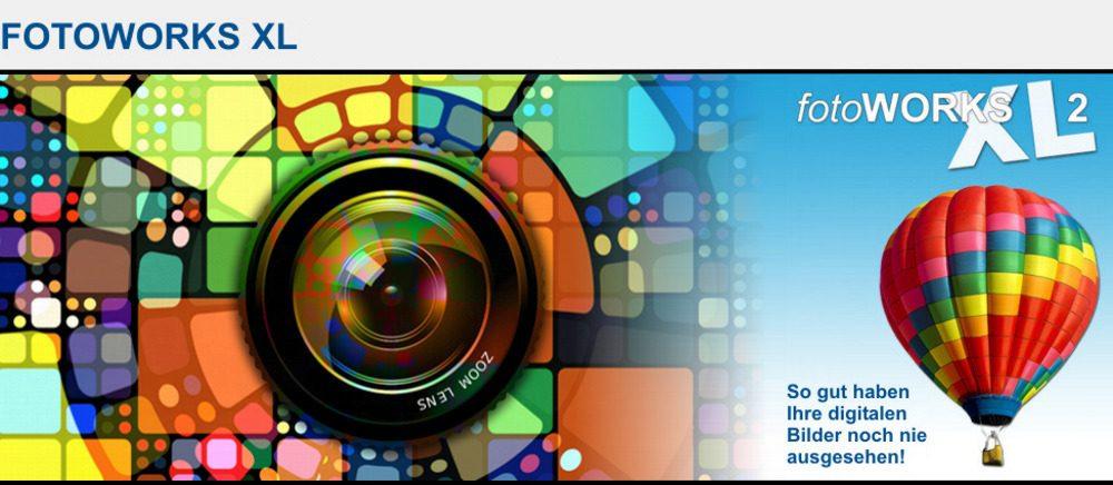 Fotobearbeitung mit vielen Effekten